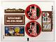 Part No: 10245stk01b  Name: Sticker Sheet for Set 10245 - Solid Color Background Version - (17785/6075748)