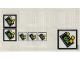 Part No: 1490stk01  Name: Sticker Sheet for Set 1490 - (160205)