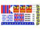 Part No: 1592.1stk01  Name: Sticker Sheet for Set 1592-1 - English Version - (190765)