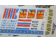 Part No: 1592.2stk01  Name: Sticker Sheet for Set 1592-2 - Dutch Version - (195145)