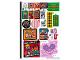 Part No: 21324stk01  Name: Sticker Sheet for Set 21324 - (73327/6327542)