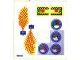 Part No: 269stk01  Name: Sticker for Set 269 - (190105)