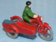 Part No: 270pb07  Name: HO Scale, Motorcycle with Sidecar Long Touring