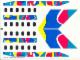 Part No: 2718stk01  Name: Sticker Sheet for Set 2718 - Sheet 1 (72614/4117058)