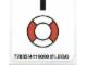 Part No: 2962stk01  Name: Sticker Sheet for Set 2962 - (72803/4119090)