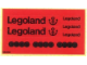 Part No: 311.1stk01  Name: Sticker for Set 311-1 - (003402)