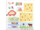 Part No: 3115stk01  Name: Sticker Sheet for Set 3115 - (72999/4120463)