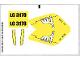 Part No: 3178stk01  Name: Sticker Sheet for Set 3178 - (88663/4569188)