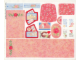 Part No: 3242stk01  Name: Sticker Sheet for Set 3242 - Sheet 1 (71496/4107196)