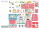 Part No: 3243stk01  Name: Sticker Sheet for Set 3243 - (71495/4107197)