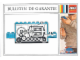 Part No: 3249Befr  Name: Paper, Guarantee Card for Motor 4.5V Type I 12 x 4 x 4 (3249-Be) - French, Bulletin de Garantie
