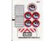 Part No: 3366stk01  Name: Sticker Sheet for Set 3366 - (93285/4603240)