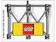 Part No: 3402stk01  Name: Sticker for Set 3402 - Sheet 1 (22912/4141238)