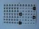 Part No: 3425stk02  Name: Sticker Sheet for Set 3425 - Sheet 2 (43910/4175677)