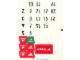Part No: 3426stk01  Name: Sticker Sheet for Set 3426 - (43687/4173656)