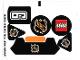 Part No: 3543stk01  Name: Sticker Sheet for Set 3543 - (46206/4194689)