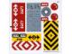 Part No: 3677stk01  Name: Sticker for Set 3677 - (97811/4638848)