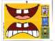 Part No: 3826stk01  Name: Sticker for Set 3826 - (56215 / 4294107)