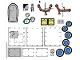 Part No: 3831stk01  Name: Sticker Sheet for Set 3831 - (61873/4520096)