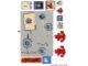 Part No: 3832stk01  Name: Sticker Sheet for Set 3832 - (63961/4532326)
