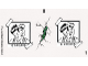 Part No: 40110stk01  Name: Sticker Sheet for Set 40110 - (17064/6065595)