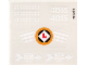 Part No: 4015stk01  Name: Sticker for Set 4015 - (194295)