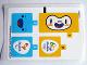 Part No: 40225stk01  Name: Sticker for Set 40225 - (27322/6157761)