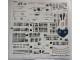 Part No: 40227stk01  Name: Sticker for Set 40227 - (25423/6139492)