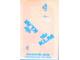 Part No: 4032.11stk01  Name: Sticker Sheet for Set 4032-11 - KLM Airlines - (57502/4494061)