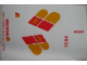 Part No: 4032.4stk01  Name: Sticker Sheet for Set 4032-4 - Iberia Airlines (51985/4251665)