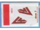 Part No: 4032.6stk01  Name: Sticker Sheet for Set 4032-6 - Lauda Air - (52005/4251840)