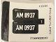 Part No: 40448stk01  Name: Sticker Sheet for Set 40448 - (77269/6336993)