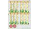 Part No: 41063stk01  Name: Sticker Sheet for Set 41063 - Sheet 1 (20212/6103881)