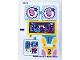 Part No: 41133stk01b  Name: Sticker Sheet for Set 41133 - North American Version - (26995/6154124)
