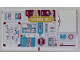 Part No: 41134stk01  Name: Sticker for Set 41134 - (27060/6155006)