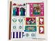 Part No: 41167stk01  Name: Sticker Sheet for Set 41167, Sheet 1 - (65075/6278233)