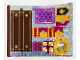 Part No: 41167stk02  Name: Sticker for Set 41167 - Sheet 2, Holographic Mirrored (61052/6274749)