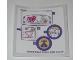 Part No: 41177stk01b  Name: Sticker Sheet for Set 41177 - North American Version - (26988/6154046)