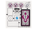 Part No: 41179stk01  Name: Sticker for Set 41179 - (26634 / 6151979 )