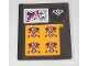 Part No: 41192stk01  Name: Sticker for Set 41192, Mirrored - (36765/6213628)