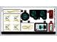 Part No: 41195stk01  Name: Sticker Sheet for Set 41195 - (37803/6221661)