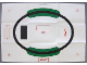 Part No: 4122119  Name: Paper, Test Mat for Mindstorms Robotics Invention System 1.0