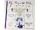 Part No: 41239stk01  Name: Sticker Sheet for Set 41239 - Sheet 1 (33994/6192574)