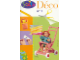 Part No: 4128420  Name: Paper, Scala Accessories 'Deco Magazine No.10' with Cardboard Punch-outs (Set 3130)