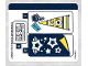 Part No: 41328stk01  Name: Sticker Sheet for Set 41328 - (35928/6208487)