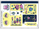 Part No: 41329stk01  Name: Sticker Sheet for Set 41329 - (35930/6208495)