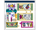 Part No: 41334stk01  Name: Sticker Sheet for Set 41334 - (35936/6208525)