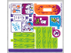 Part No: 41335stk01  Name: Sticker Sheet for Set 41335 - (35937/6208528)