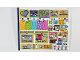 Part No: 41340stk01  Name: Sticker Sheet for Set 41340 - (35947/6208558)
