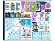 Part No: 41347stk01  Name: Sticker Sheet for Set 41347 - (38017/6222309)